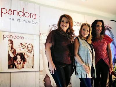 Pandora en el Camino