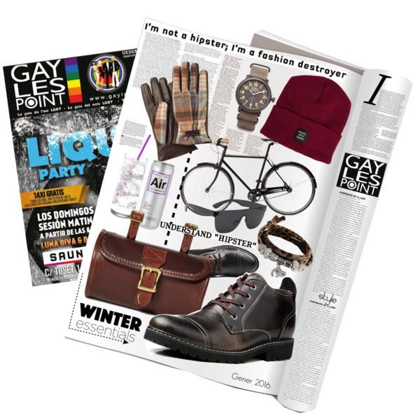"""Gaylespoint Magazine"""