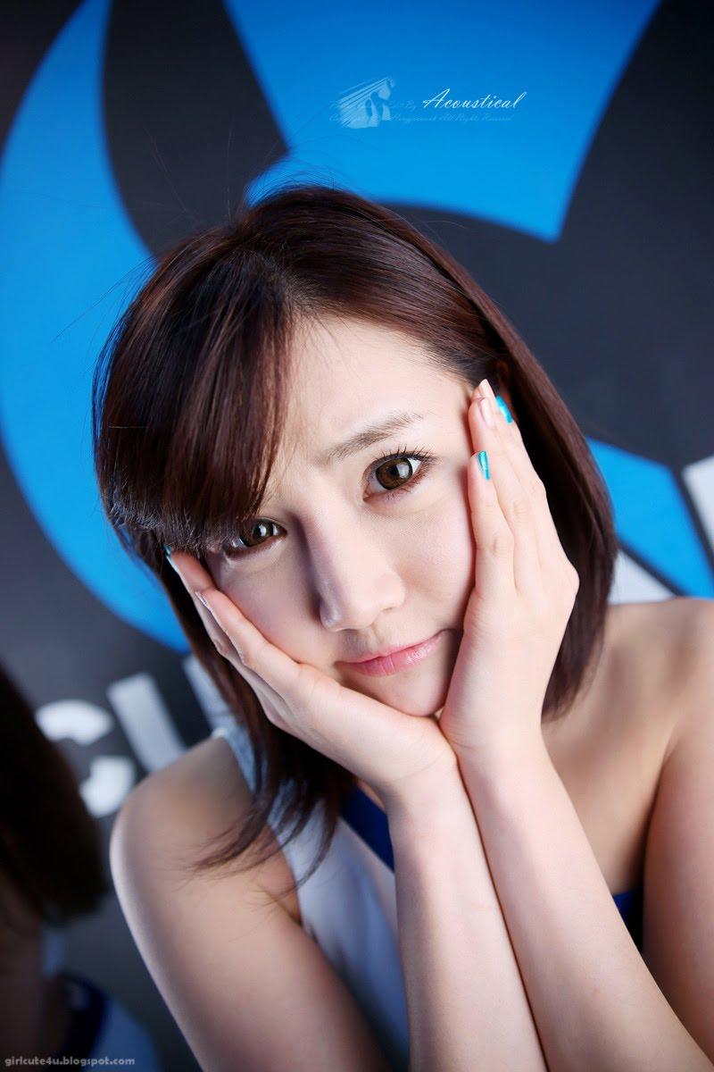xxx nude girls: Han Ga Eun - SMS 2013