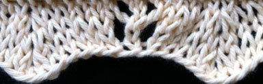 Chevron Stitch Knit In The Round : Zig Zag or Chevron Stitch The Weekly Stitch