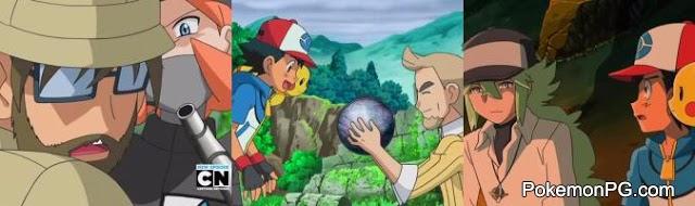 Aventuras en Unova - Capitulo 23 - ¡Ash y N: Un enfrentamiento de ideales!