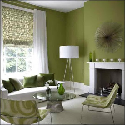 Different+wall+finishes+for+the+interior+design+of+your+bedroom++living-room-green-interior-paint-ideas-for-fresh-home-design-500x500