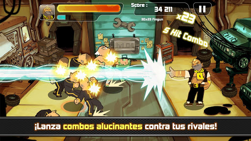 Combo Crew para Android e iPhone