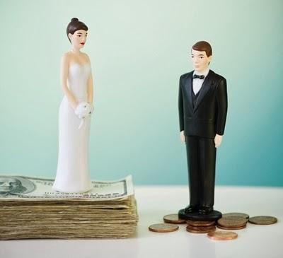 Gaji Isteri Lebih Besar Daripada Suami