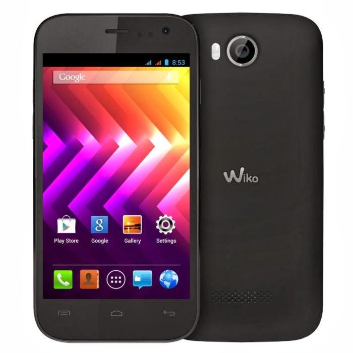 Smartphone Wiko Iggy Noir - Comparatif Wiko Double SIM