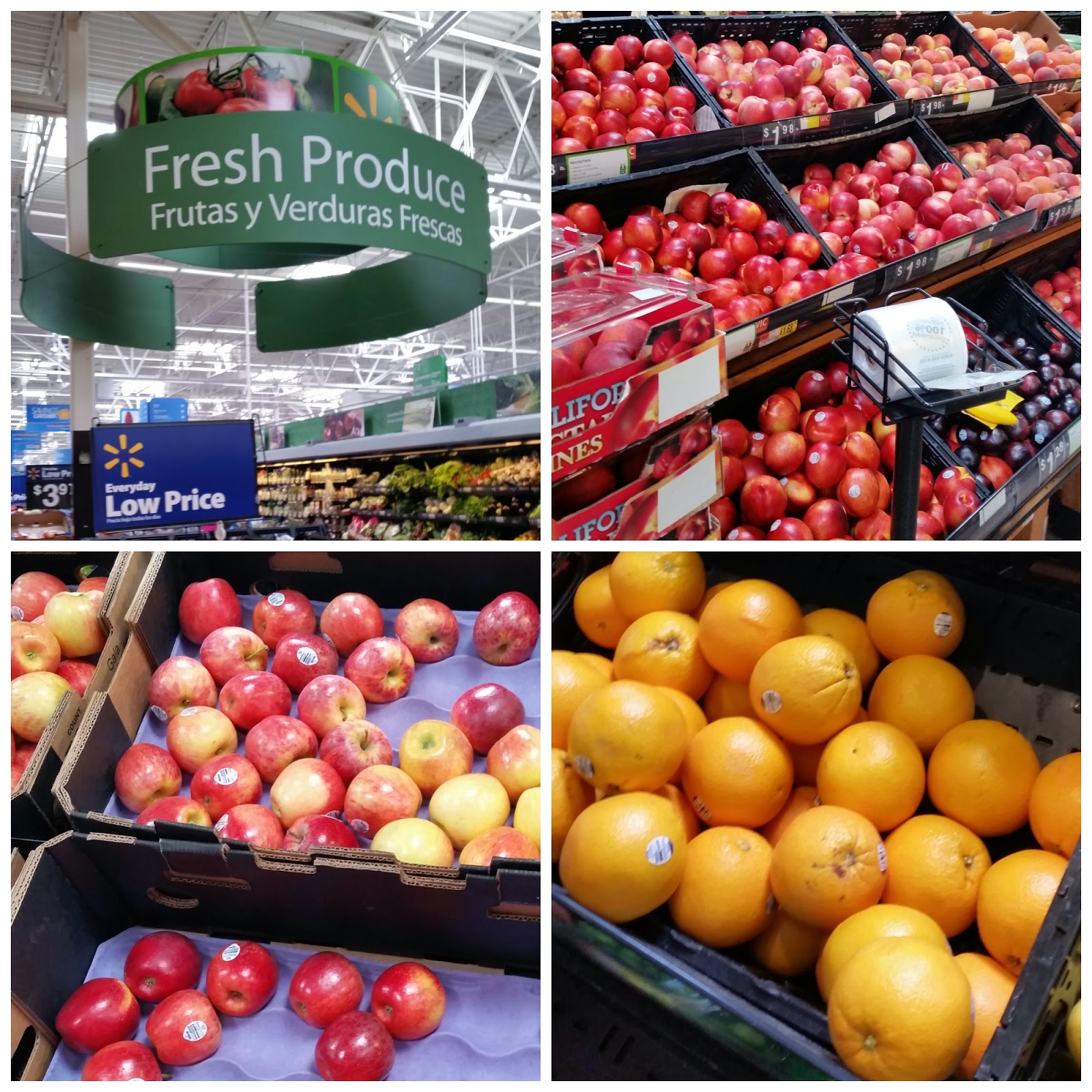 Fresh fruit available at amazing low prices at Walmart! #cbias #shop