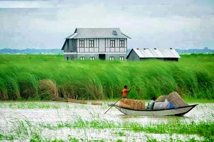 All bangladeshi newspaper for Beautiful house in bangladesh