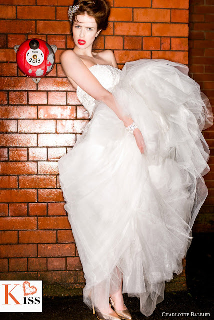 2014 Vintage Wedding Dresses From Charlotte Balbier