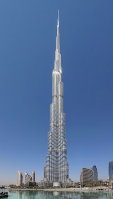 Burj Khalifa - World's Tallest Building
