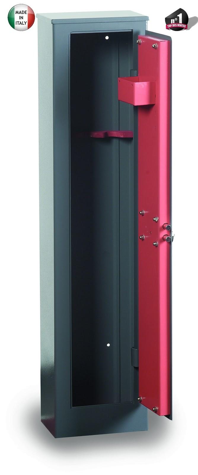 armoire fusil la seule protection pour votre quipement coffre fort plus le blog. Black Bedroom Furniture Sets. Home Design Ideas