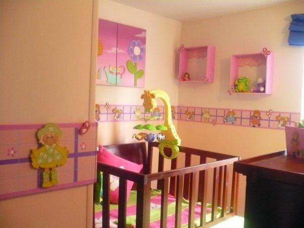 Cuartos de bebes cuartos para nuestras peque as nenas for Cuartos para ninas cuartos para ninas