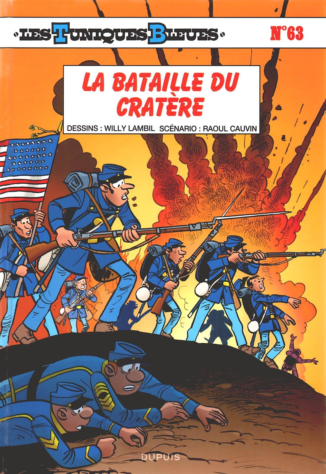 Les Tuniques Bleues  #01 - #63 - R. Cauvin - L. Salvérius