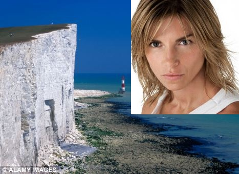 Celebrity personal trainer threw herself from Beachy Head cliffs