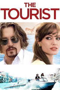 Poster Of The Tourist (2010) In Hindi English Dual Audio 300MB Compressed Small Size Pc Movie Free Download Only At worldfree4u.com