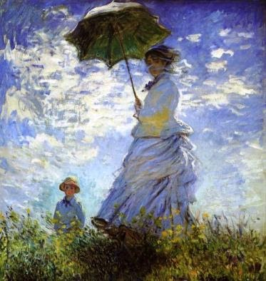 Art Sosret Claude Monet Biography
