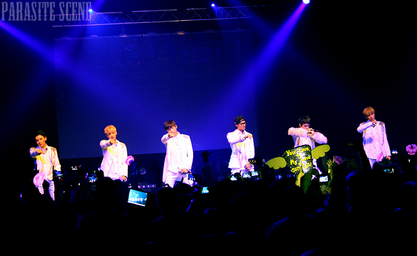 [LIVE REPORT] Teen Top au Bataclan