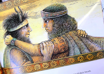 what makes the story of gilgamesh Lessons from a demigod by philip the story of gilgamesh is based on a historical king of that name who lived in the sumerian city of uruk in present-day.
