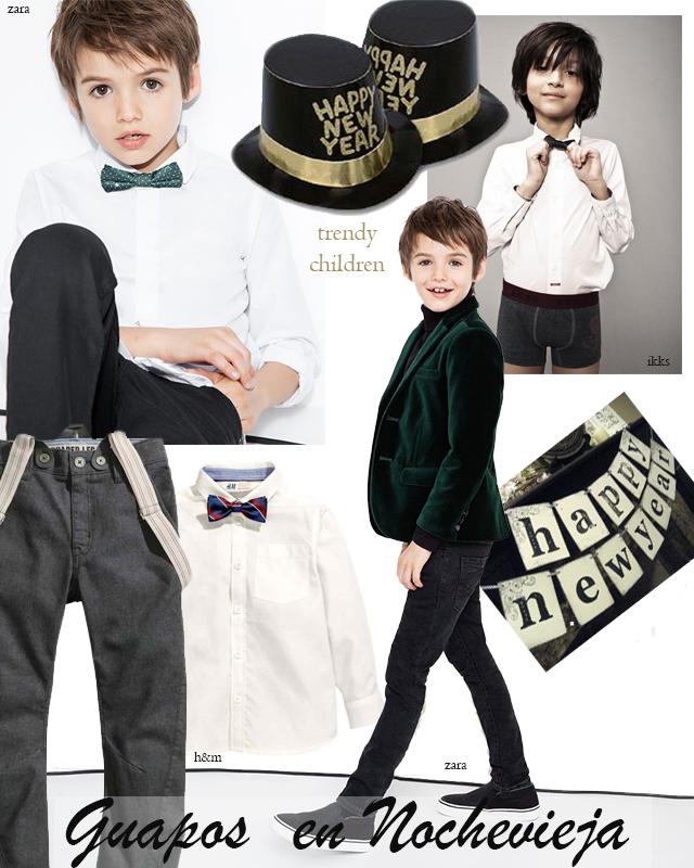blog de moda infantil Nochevieja niño