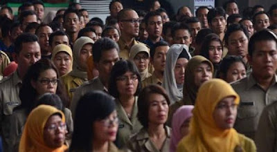 Daftar Pensiunan Pokok PNS 2015 dan TNI Polri Terbaru