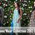 Latest Womens Wear Dresses 2012 By SO KAMAL | SO Kamal Designer Clothing Collection 2012