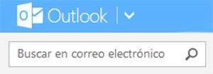usar busqueda avanzada en Outlook Mail
