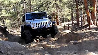 Jeep Of Road