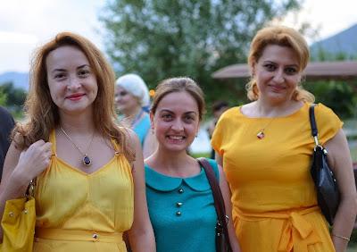 Antoaneta Stefanova, Alina l'Ami et Elina Danielian.