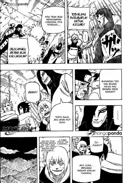 Komik Naruto 627 Bahasa Indonesia halaman 10
