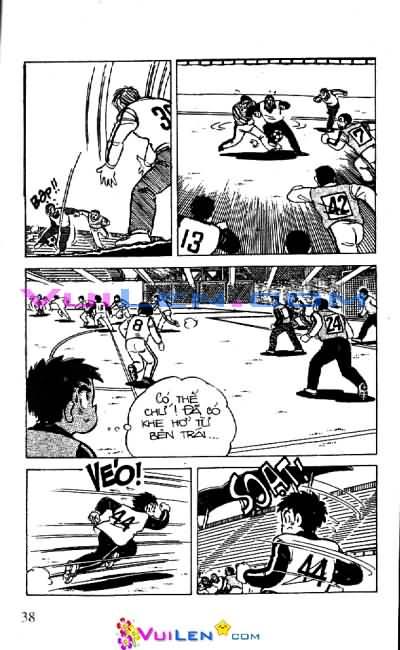 Jindodinho - Đường Dẫn Đến Khung Thành III  Tập 12 page 38 Congtruyen24h