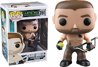 Funko Pop! Oliver Queen Island Scarred