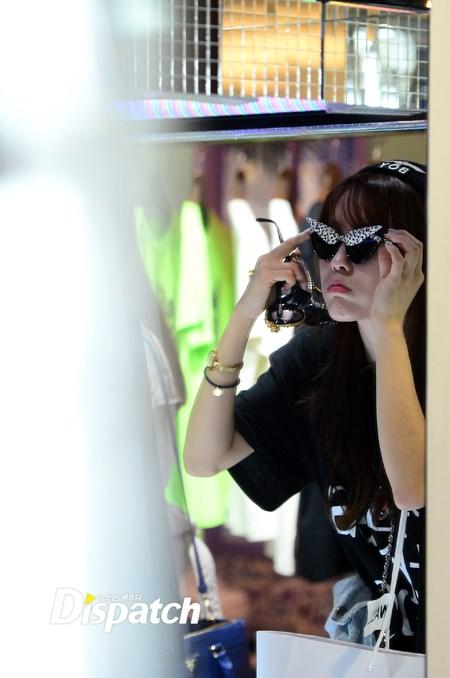 Hyomin Shopping Di Jepang 06