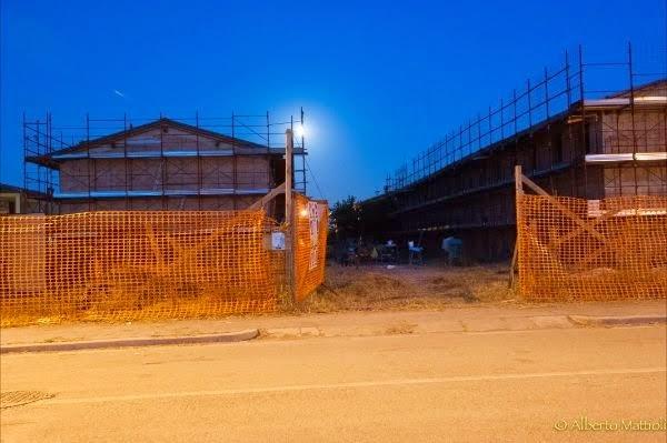 cantiere di #autocostruzione di Filetto