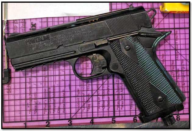 Airsoft Gun (SMF)