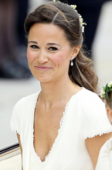pippa middleton photo. Pippa Middleton, sister to