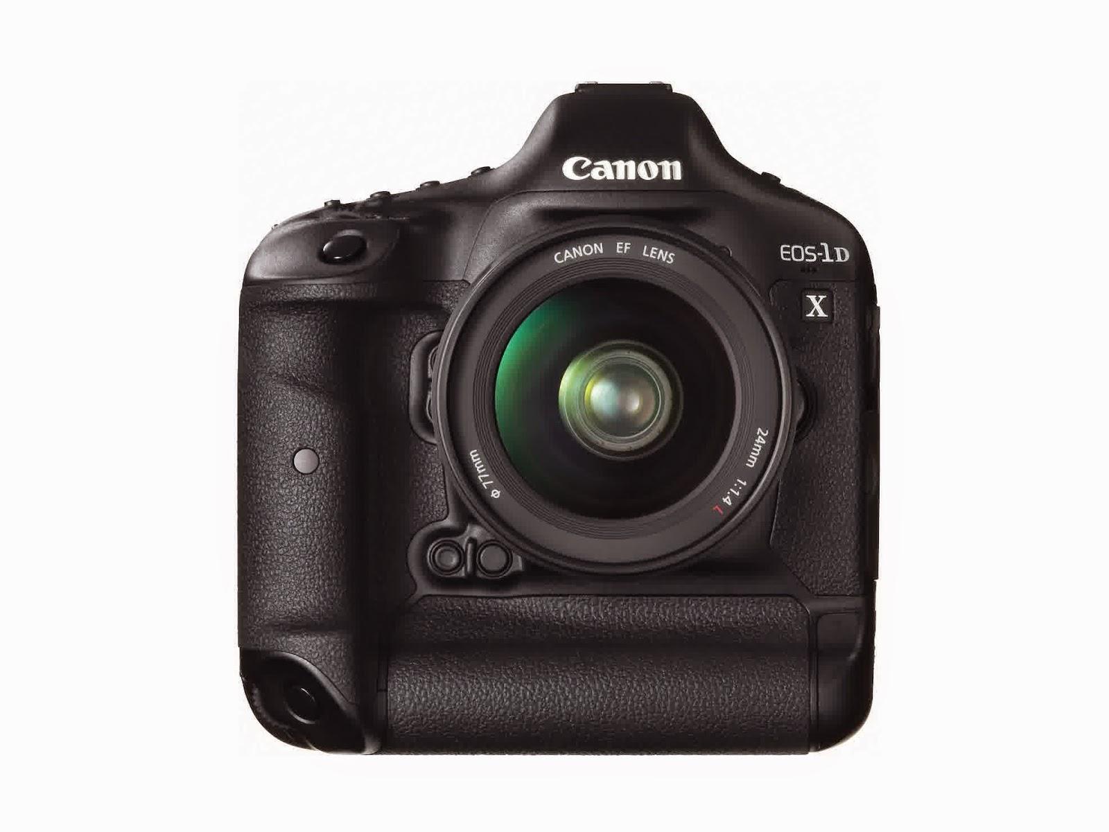 Spesifikasi dan Harga Kamera Canon EOS 1DX Terbaru