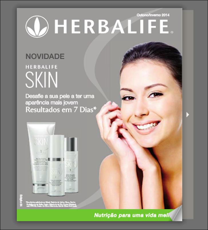 Catálogo de produtos Herbalife Portugal