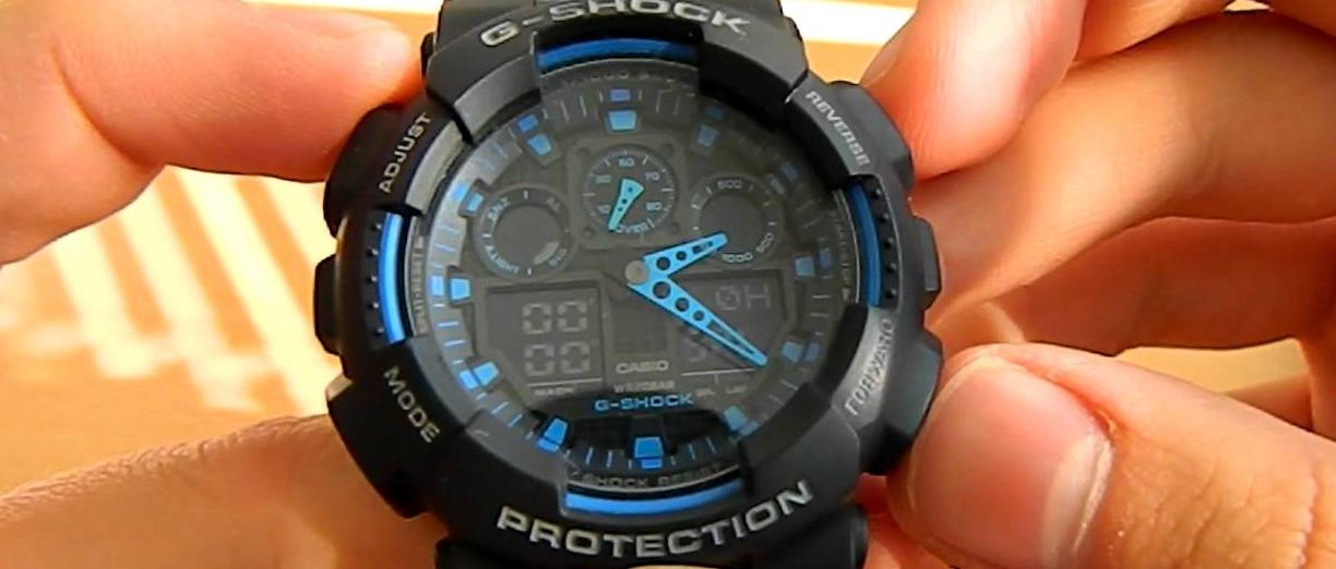 Casio Pro Trek PRG 80 VER 1 - YouTube