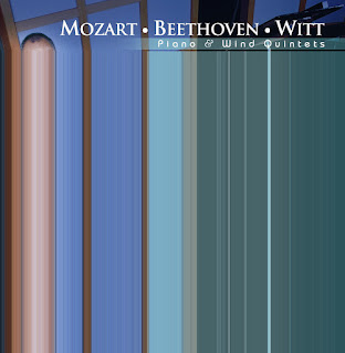 Mozart / Beethoven / Witt: Piano and Wind Quintets