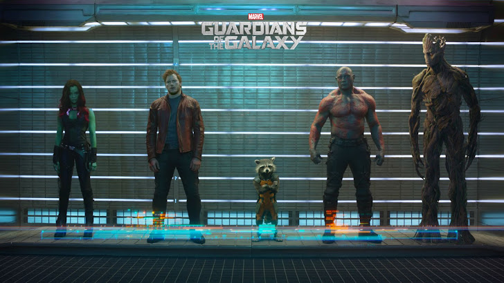 Guardians of the Galaxy Marvel Movie