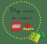 Maman Trouvetou: Coup de Coeur Lego Duplo