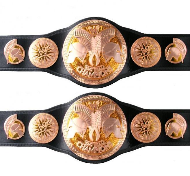 Tag Teamler i  231 in olan kemerdir Wwe Unified Tag Team Championship