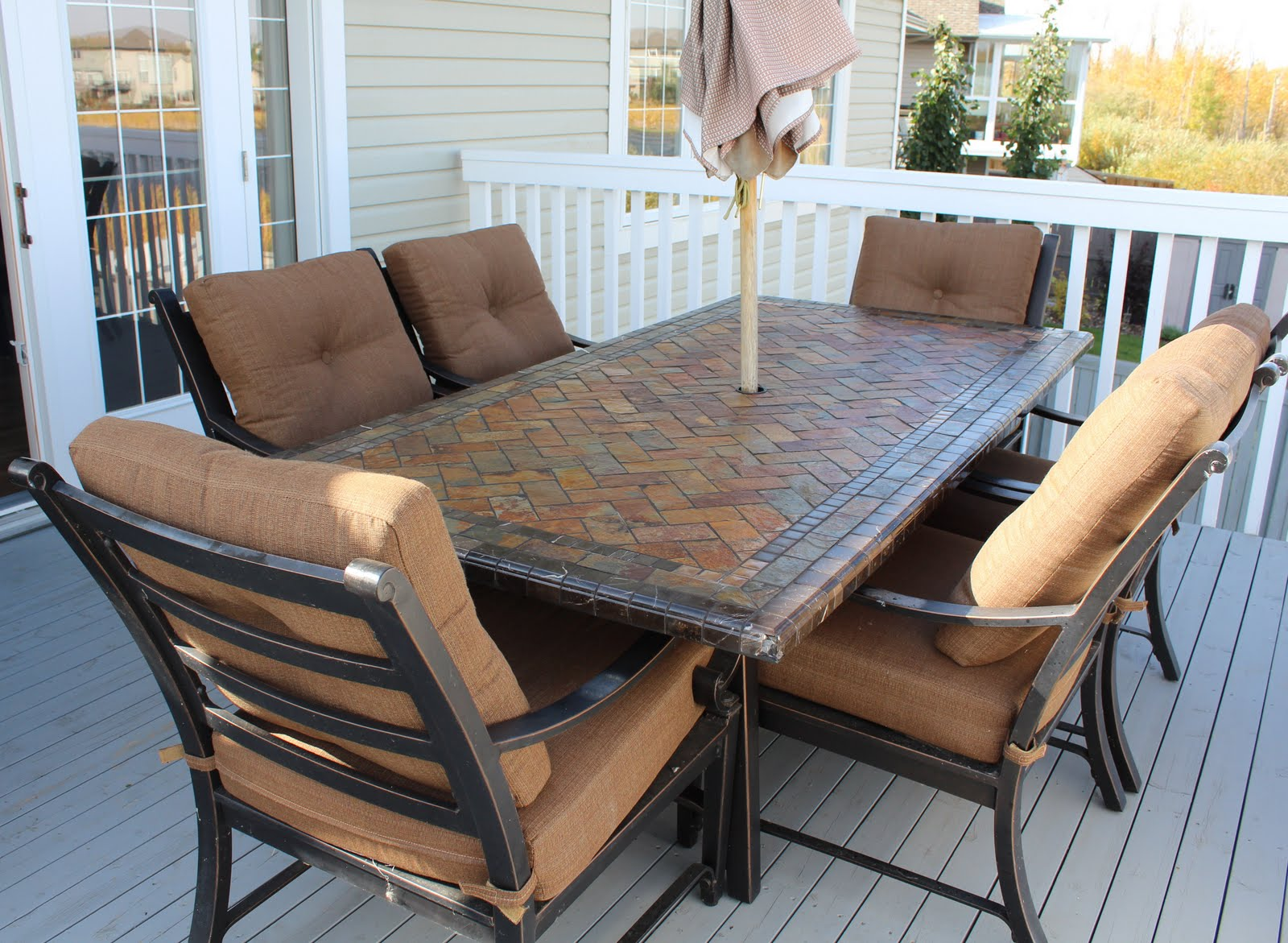 Patio Set Sale