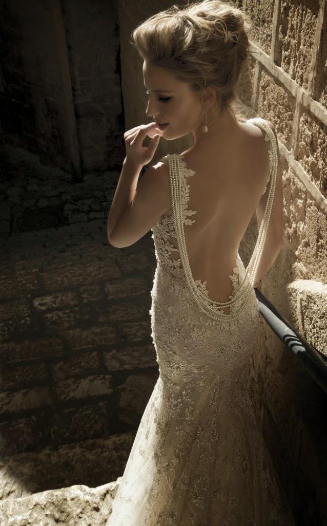 Galia Lahav Pricilla Gown
