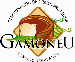 queso gamoneu, logo de la denominación de origen
