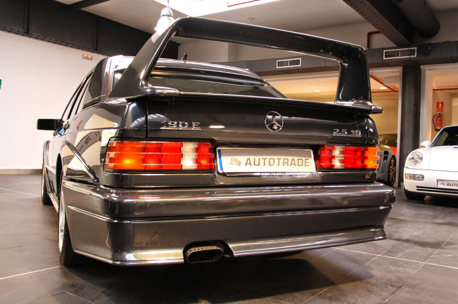 Mercedes Benz W201 190e 2 5 16 Evolution Ii Benztuning