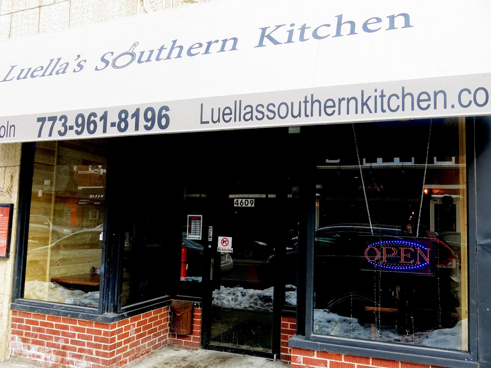 Southern Kitchen Bunny And Brandys Brunchtime Blog Luellas Southern Kitchen Or