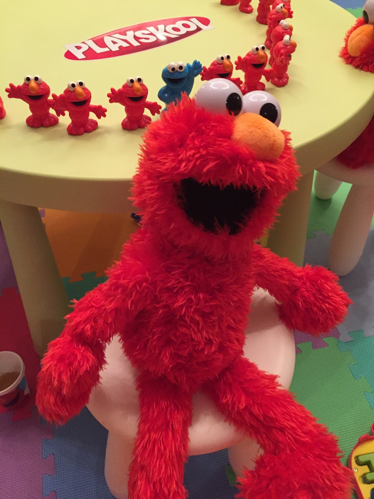 When Tara Met Blog Meet The New Play All Day Elmo Toy