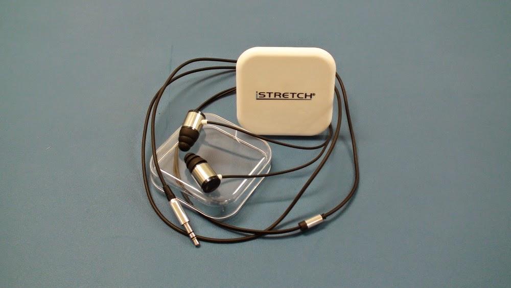 احصل على سماعات أذن من شركة iStretch® الامريكية مجانا لبيتك