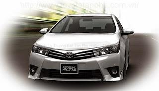 Corolla Altis 1.8G CVT hiện đại