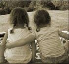 Amigas son las que están siempre.~